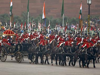Hymn 'Abide With Me' dropped from list of Beating Retreat tunes, may be replaced with Vande Mataram, say reports
