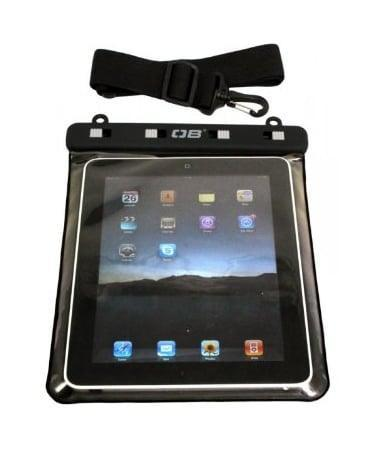 <p>If he's always in the water, he'll appreciate this <span>Overboard Waterproof iPad Case</span> ($40, originally $62) that he can bring along on his beach outings or nature reserve hikes. You can even store documents, your iPhone, and all kinds of other stuff in it. </p>