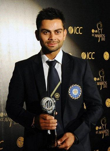 Though nothing is going Indian skipper Virat Kohli's way in the ongoing series in South Africa, there is finally something to cheer for the Indian fans as the star batsman has become ICC ODI cricketer of the year