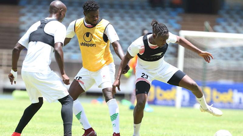 Why Christopher Mbamba did not start for Harambee Stars against Ghana