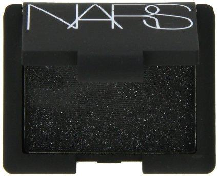"<p>Apply as a sheer wash of color, or layer on for more obvious flecks of glitter. <b><a href=""http://www.narscosmetics.com/USA/night-series-eyeshadow/999NACNTEYE01.html?dwvar_999NACNTEYE01_color=7845020295"">Nars Night Series Eyeshadow in Night Clubbing</a> ($25)</b></p>"