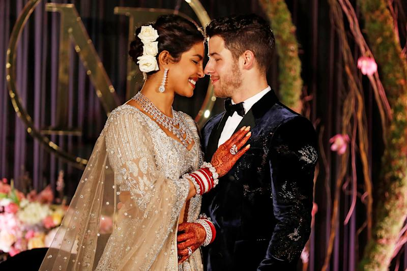 5d41a8101a562 Priyanka Chopra's Wedding Henna Featured a Hidden Romantic Tribute to  Husband Nick Jonas