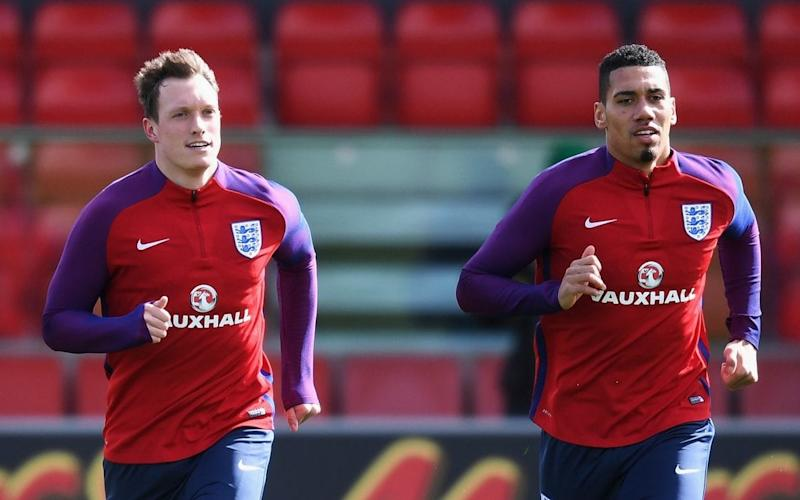 Both players picked up injuries while on England duty - The FA Collection