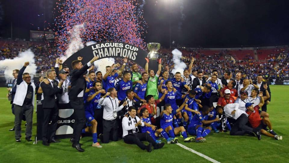 Cruz Azul v Tigres UANL: Final - 2019 Leagues Cup | Ethan Miller/Getty Images