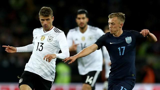 <p>The most recent debutant on this list, Southampton ace Ward-Prowse is yet another whose only appearance came as a late substitute.</p> <br><p>The midfielder's seven-minute cameo in March's 1-0 loss to Germany certainly didn't give him enough of a chance to prove his worth at international level, and deserved more time to show his quality.</p> <br><p>At just 23-years-old and still part of the Saints' senior squad, Ward-Prowse could yet add to his solitary cap in the future, providing he can actually break into Mauricio Pellegrino's starting lineup sharpish.</p>