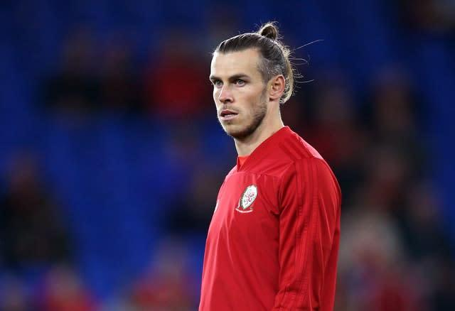 Wales' Gareth Bale has been a controversial figure in Madrid (Nigel French/PA)