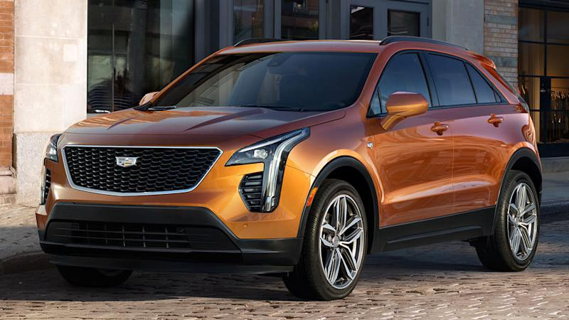 cadillac finally joins the compact luxury suv party. Black Bedroom Furniture Sets. Home Design Ideas