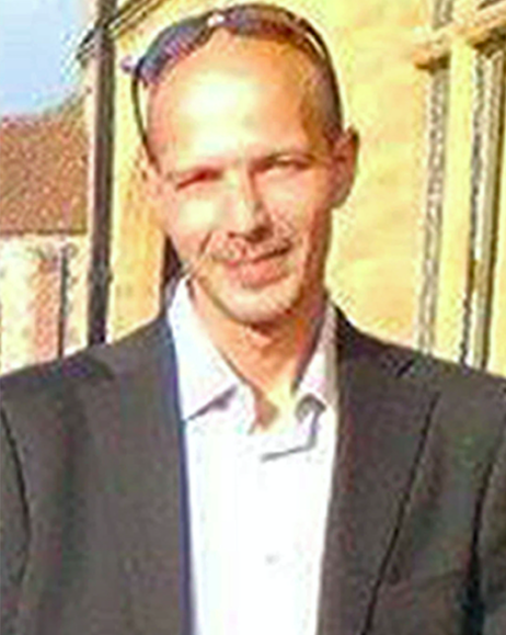 <em>Charlie Rowley was left fighting for his life after also being contaminated by the chemical weapon (Rex)</em>