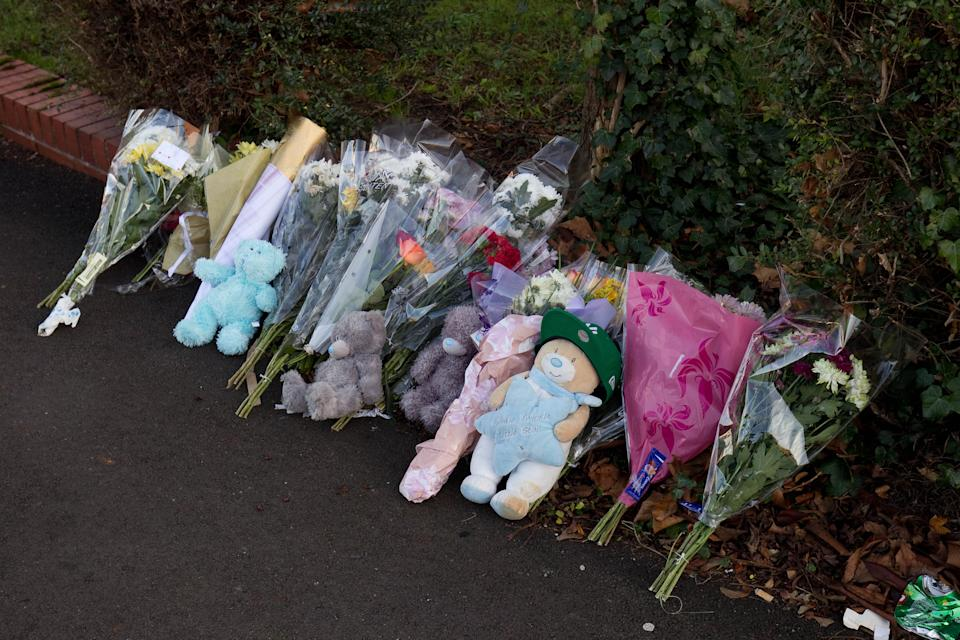 Tributes were paid to the seven-year-old after his death. (Reach)