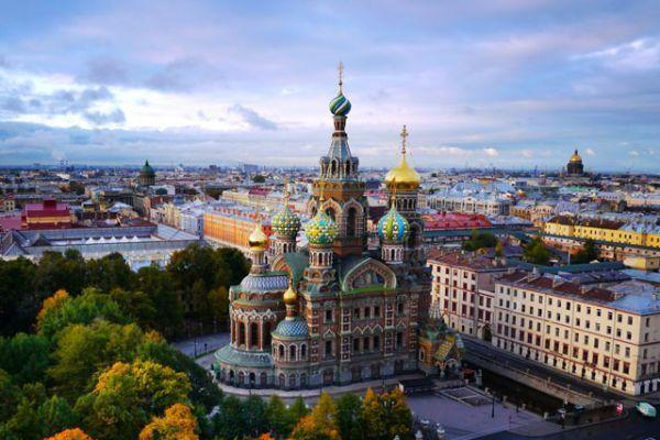 """<p><strong>Saint Petersburg, Russia</strong></p><p>The largest country (in landmass) in the world is calling your name. Russia's capital city belies the country's cold reputation. Riddled with canals that recall the layout of Venice, it's a city teeming with culture. And it's not that expensive! An expansive metro system will help you gain access to the 221 museums that the city features. Delicious street food will keep you going as you explore the historic sites of the second most populous city in Russia.</p><span class=""""copyright"""">Photo: Getty Images.</span>"""
