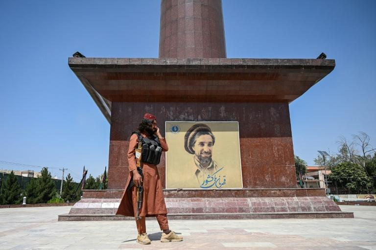 Ahmad Shah Massoud is still a legendary figure for many, his face appearing on posters in Kabul