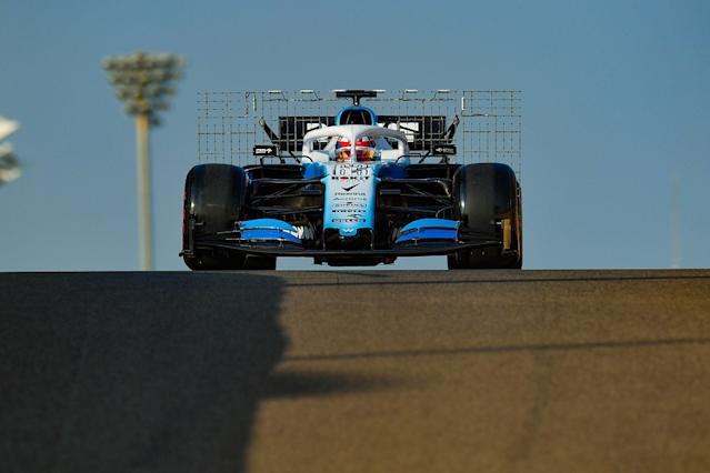 Russell: Williams improvement rate now really strong