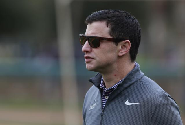 Dodgers president Andrew Friedman can't find a weak spot on the roster. Will the Dodgers be an elite team in 2019? (AP)