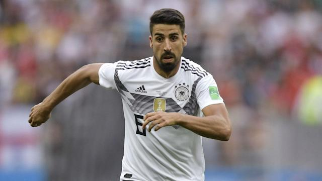 The Juventus midfielder says his team-mates remain focused on beating Sweden and reaching the World Cup knockout stages despite losing to Mexico