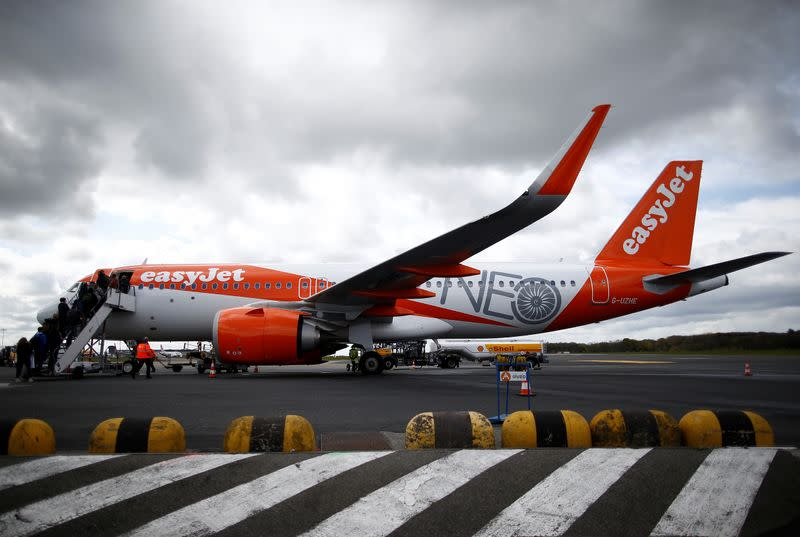 Easyjet to make comeback to London bluechip index