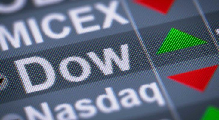 Dow Jones Today: Risk Ebbs -- At Least For a Day
