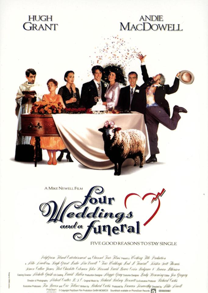 Mindy Kaling gave the classic <em>Four Weddings and a Funeral </em>an update when she brought it to Hulu as a miniseries in July 2019.