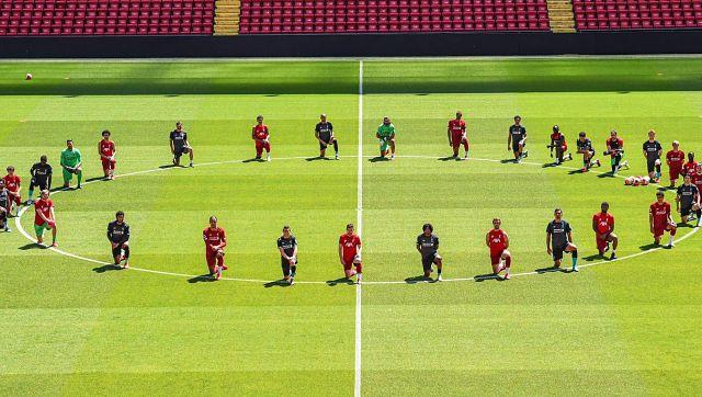Premier League: Lack of black leaders across teams appear jarring as players kneel during training to demand end of inequality