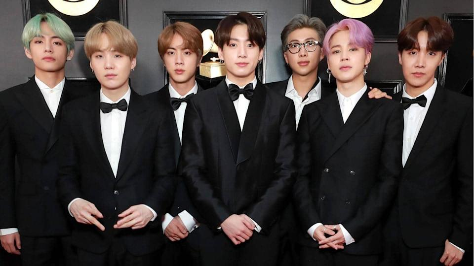BTS confirms debut performance of