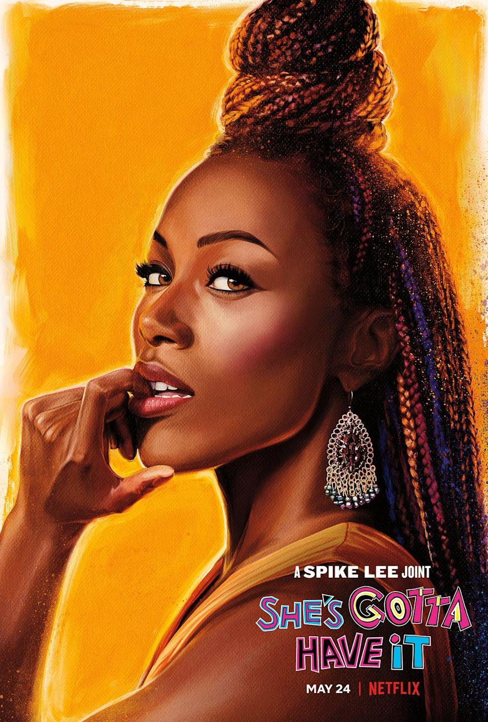 "<p>This is for people who want a steamier kind of romantic dramedy. Spike Lee directs the story of Nola Darling, a woman juggling three suitors whose resistance to monogamy is challenged when the three men find out about each other.</p><p><a class=""link rapid-noclick-resp"" href=""https://www.netflix.com/title/80117554"" rel=""nofollow noopener"" target=""_blank"" data-ylk=""slk:WATCH NOW"">WATCH NOW</a></p>"