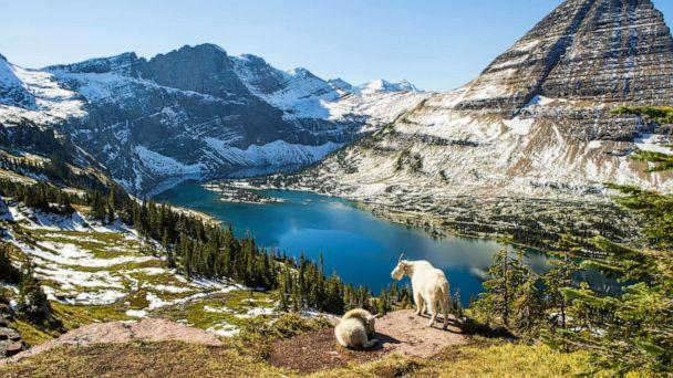 PHOTO: Glacier National Park (STOCK PHOTO/Getty Images)