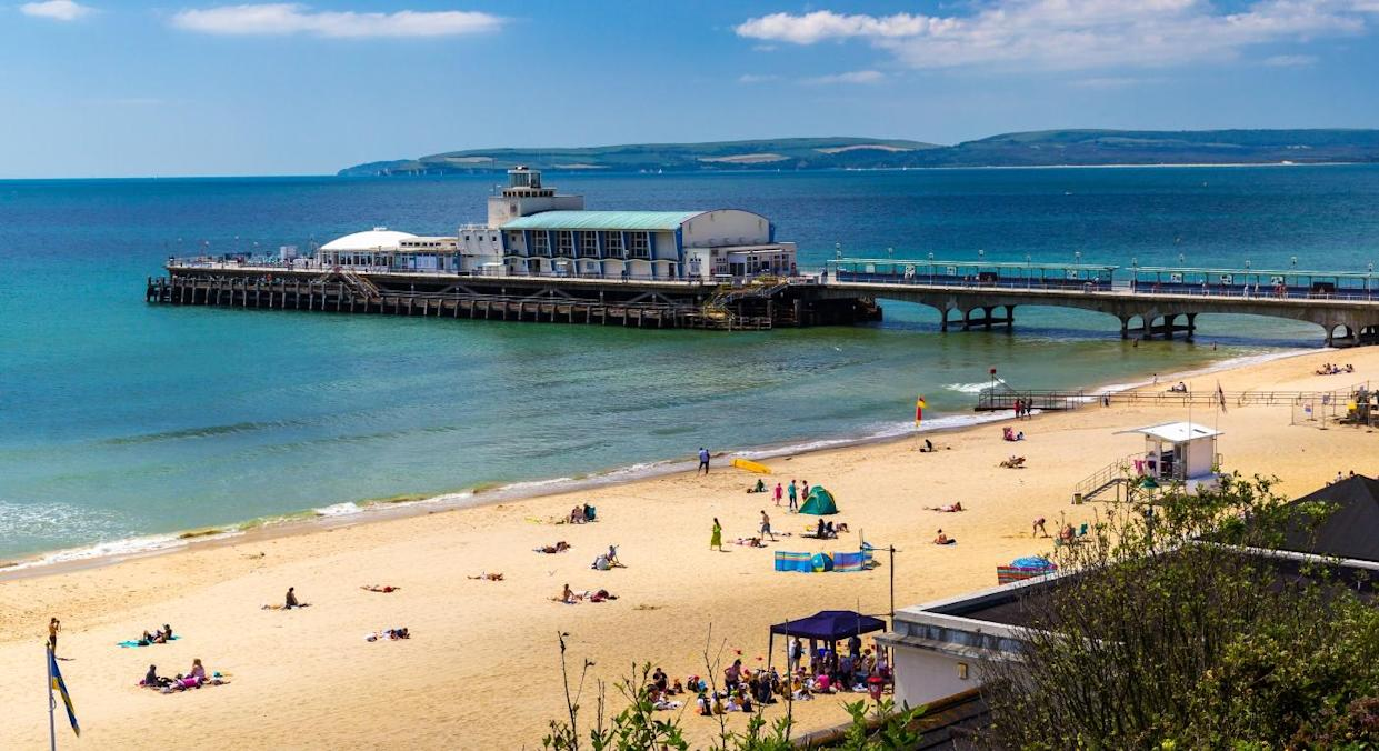 Bournemouth Beach has been named as one of the top 25 beaches in the world by Tripadvisor (Tripadvisor)