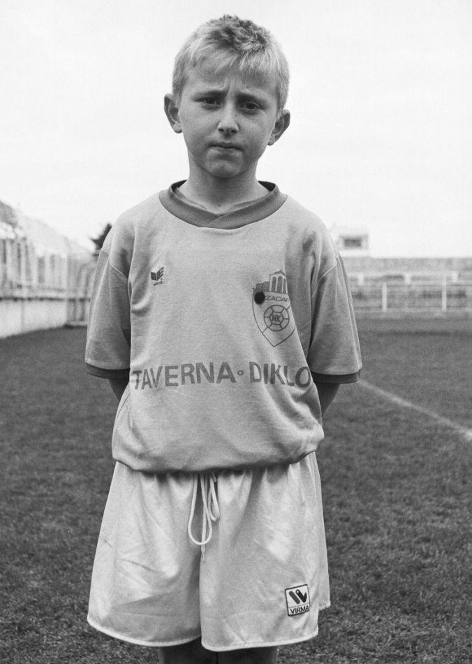 How Luka Modric went from rejected youth player to the best ...