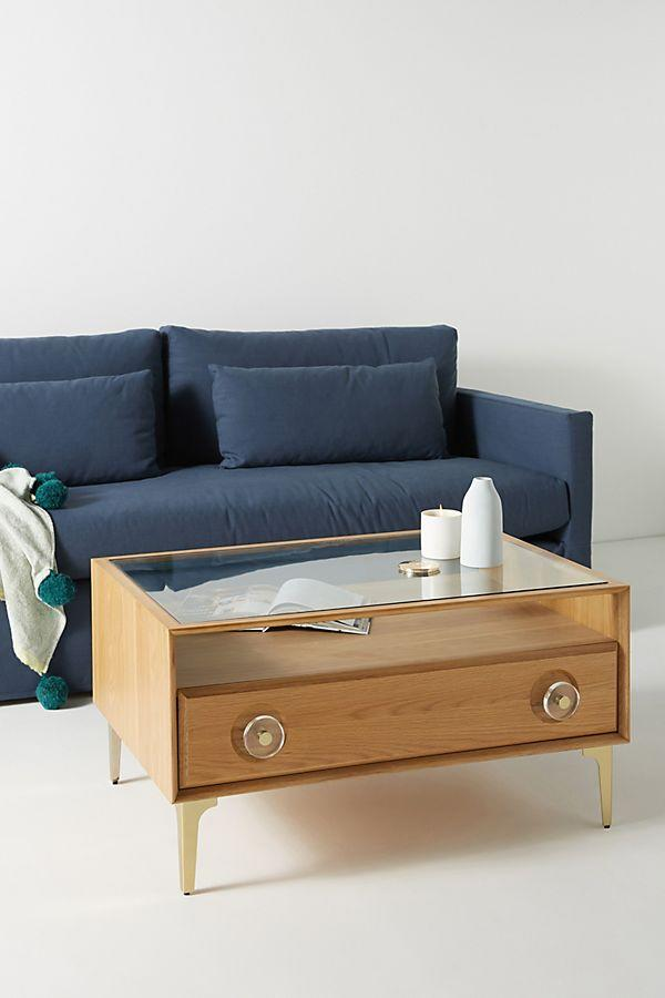 Carraway Oak Coffee Table