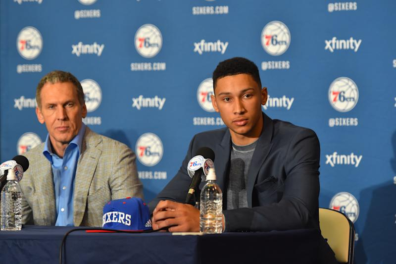 76ers' Bryan Colangelo Used 5 Twitter Accounts to Criticize Players, Coaches, Execs