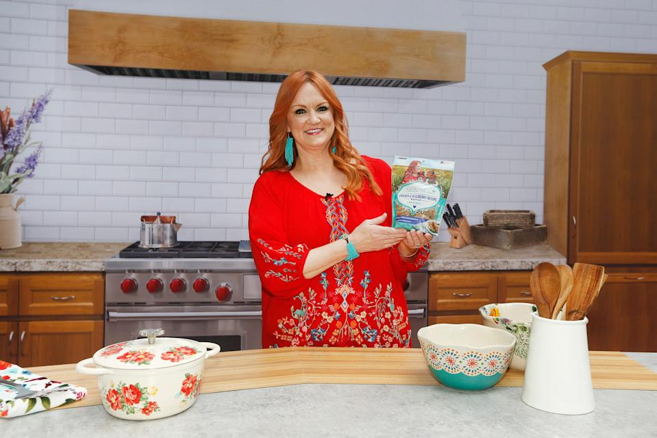 "Ree Drummond, known for her blog ""The Pioneer Woman"" and Food Network show of the same name, described watching her nephew Caleb graduate from high school in a 2018 blog post."
