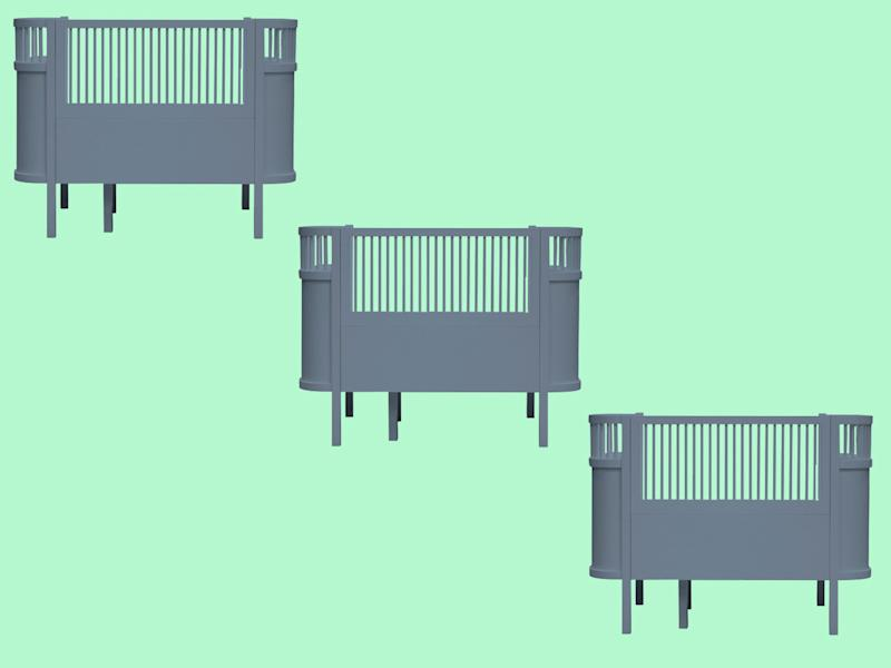 Catch more than a wink's sleep with the right bed for your baby: The Independent/iStock