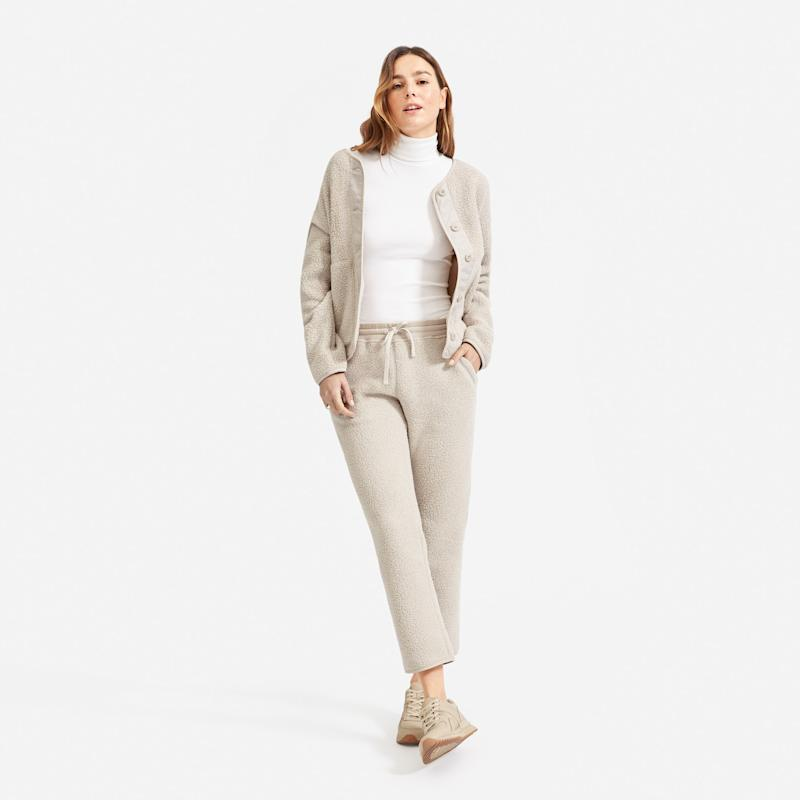 Available in two colours. Image via Everlane.