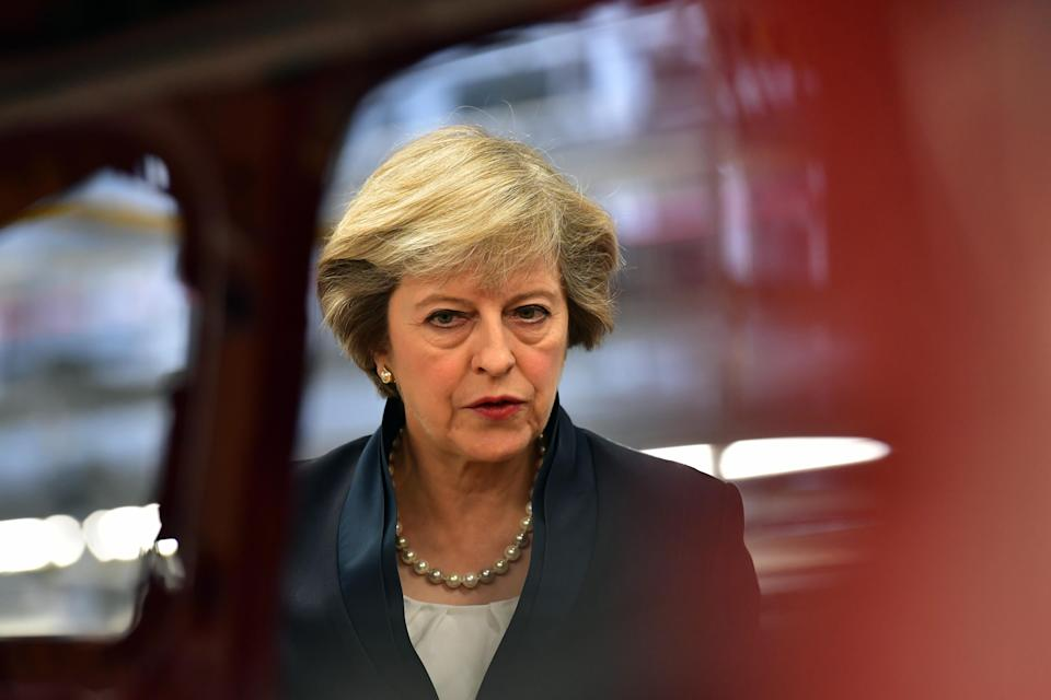 Prime minister Theresa May negotiated a Brexit deal with the European Union but has failed to get British members of parliament to support her agreement. Photo: Carl Court/Getty Images
