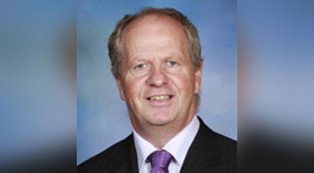 Rohan Brown, deputy principal of Kew's Trinity College, was stood down because he reportedly trimmed a student's hair on school photo day. Source: Trinity College