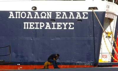 Greece: Wealthy Shipowners To Bail Out Economy