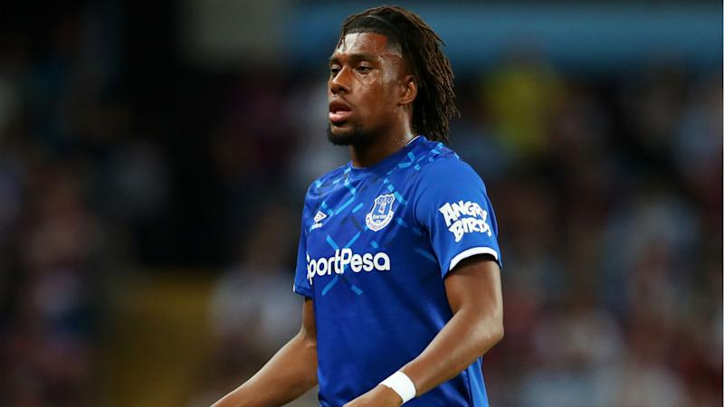 Iwobi: Being 'very comfortable' at Arsenal helped lead to Everton move