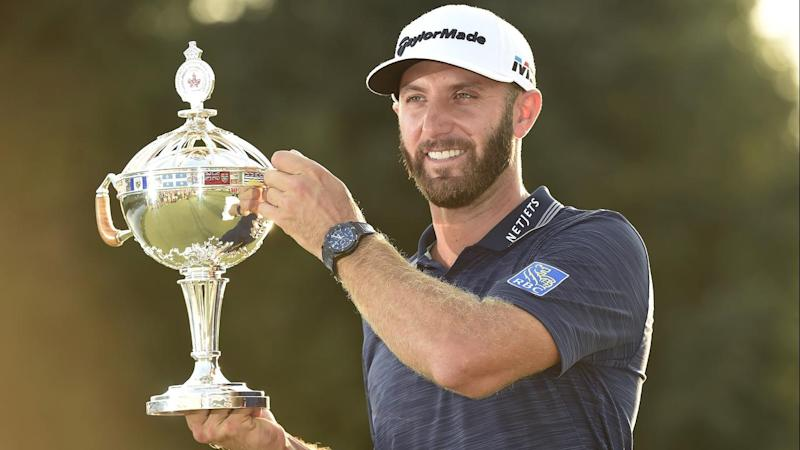 World No.1 golfer Dustin Johnson won the Canadian Open to claim his 19th career PGA Tour title