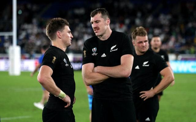 New Zealand have been asked to host all matches in the Rugby Championship