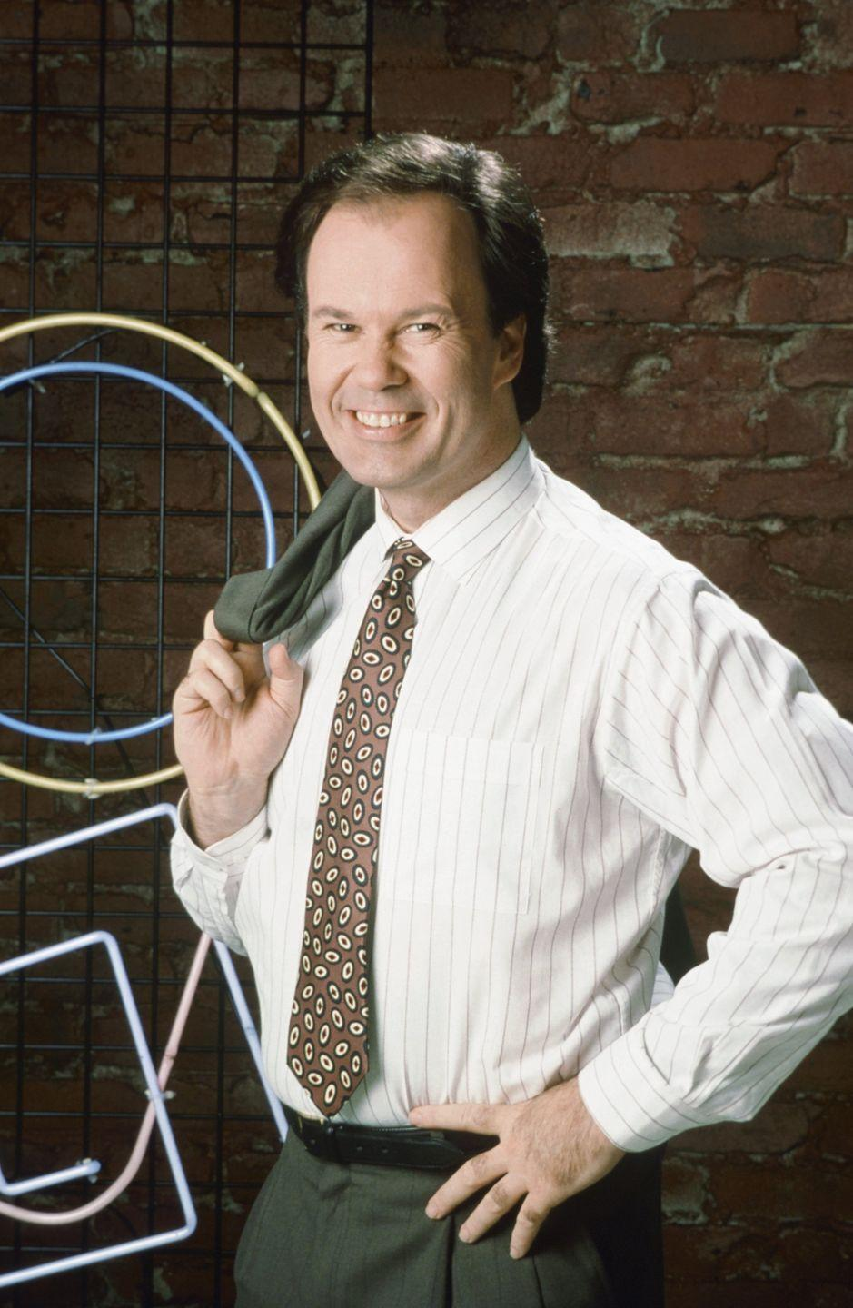 "<p>""Hey, hey, hey, what is going on here?"" As an unofficial member of the Bayside gang, Mr. Belding put the ""pal"" in principal. He never could quite beat Zack at his own game, but hey, at least he's better than his flaky brother, Rod. </p>"