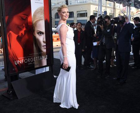 "Katherine Heigl attends the premiere of ""Unforgettable"" in Los Angeles"