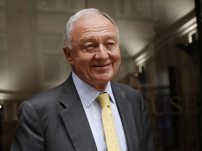 Ken Livingstone was handed a two-year ban from holding office in the Labour Party but has already served one year: Getty