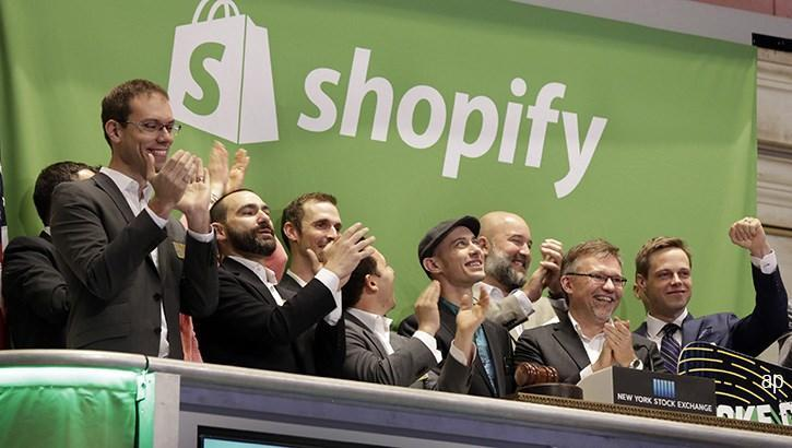 Shopify IPO