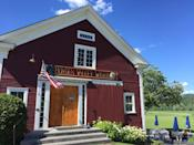 """<p><a href=""""https://foursquare.com/v/boyden-valley-winery/4c5c4fbd2815c9284bafb167"""" rel=""""nofollow noopener"""" target=""""_blank"""" data-ylk=""""slk:Boyden Valley Winery"""" class=""""link rapid-noclick-resp"""">Boyden Valley Winery</a> in Cambridge</p><p>""""<span class=""""entity tip_taste_match"""">Staff</span> is really nice and very honest. Good pours and good <span class=""""entity tip_taste_match"""">wine</span>. Worth the stop in the middle of nowhere. <span class=""""entity tip_taste_match"""">Beautiful views</span> on the <span class=""""entity tip_taste_match"""">mountain</span> roads to get there.<span class=""""redactor-invisible-space"""">"""" - Foursquare user <a href=""""https://foursquare.com/user/7914602"""" rel=""""nofollow noopener"""" target=""""_blank"""" data-ylk=""""slk:Ryan Snyder"""" class=""""link rapid-noclick-resp"""">Ryan Snyder</a></span></p>"""
