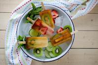 "<p>Pimm's is so easy to drink anyway, meaning these ice lollies are probably a little lethal - but so good. Recipe <a href=""http://www.thetiffinbox.ca/2013/05/british-classics-pimms-cup-popsicles-pimmsicles.html"" rel=""nofollow noopener"" target=""_blank"" data-ylk=""slk:here"" class=""link rapid-noclick-resp"">here</a>. <br></p>"