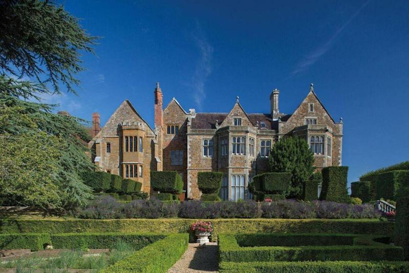 Fawsley Hall in Northamptonshire (Hand Picked Hotels)