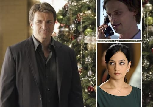 Is Castle Too Chaste? Is Kalinda a Killer? Reid Off His Rocker? Did Blair Hit a Low? And More Qs!