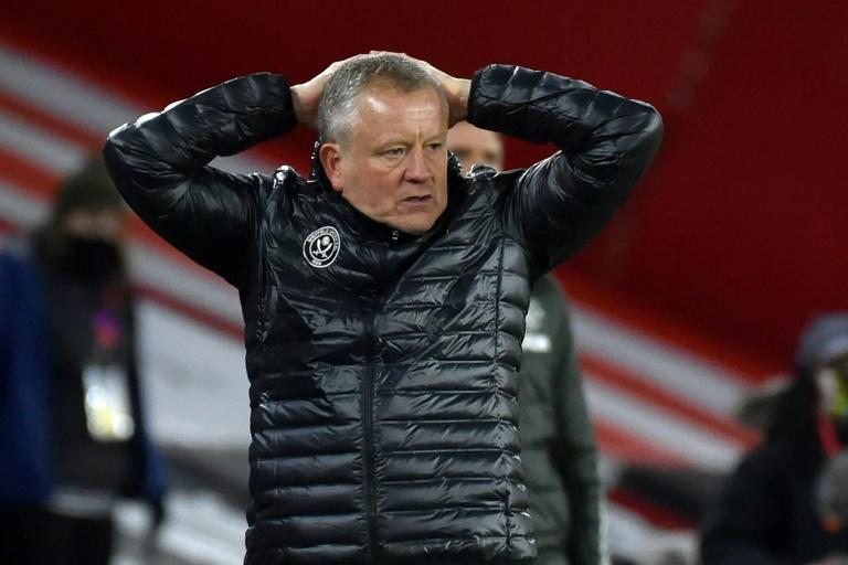 Chris Wilder was appointed Sheffield United coach in 2016