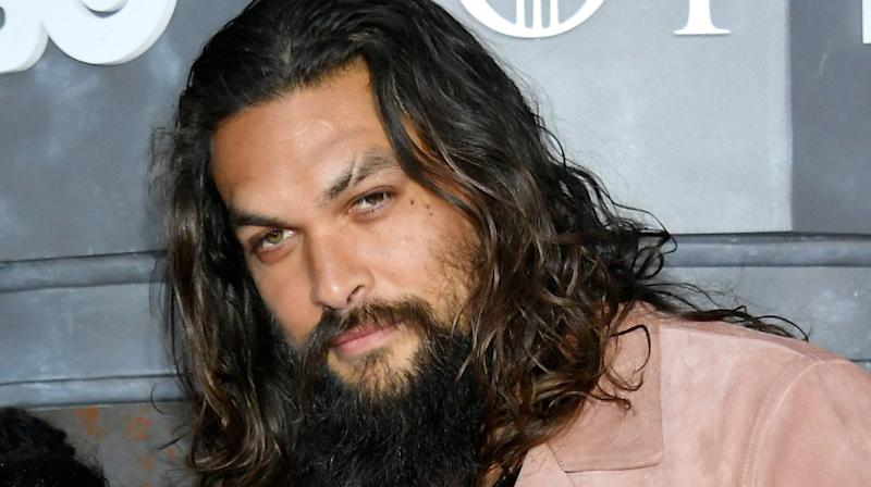 Jason Momoa Shaves Off 'Beast' Beard To Bring Awareness To Plastics Pollution