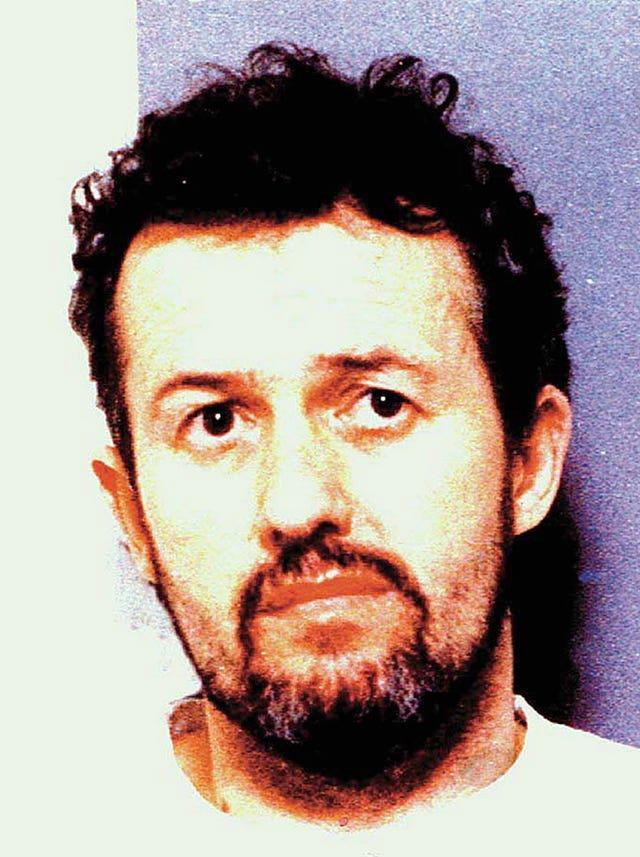 File photo of former football coach and serial paedophile Barry Bennell