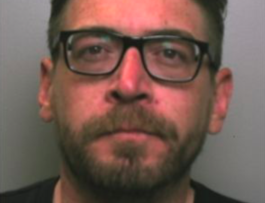 <em>Anthony Wright was travelling at speeds of up to 78mph in a 30mph limit before the crash (Police handout)</em>